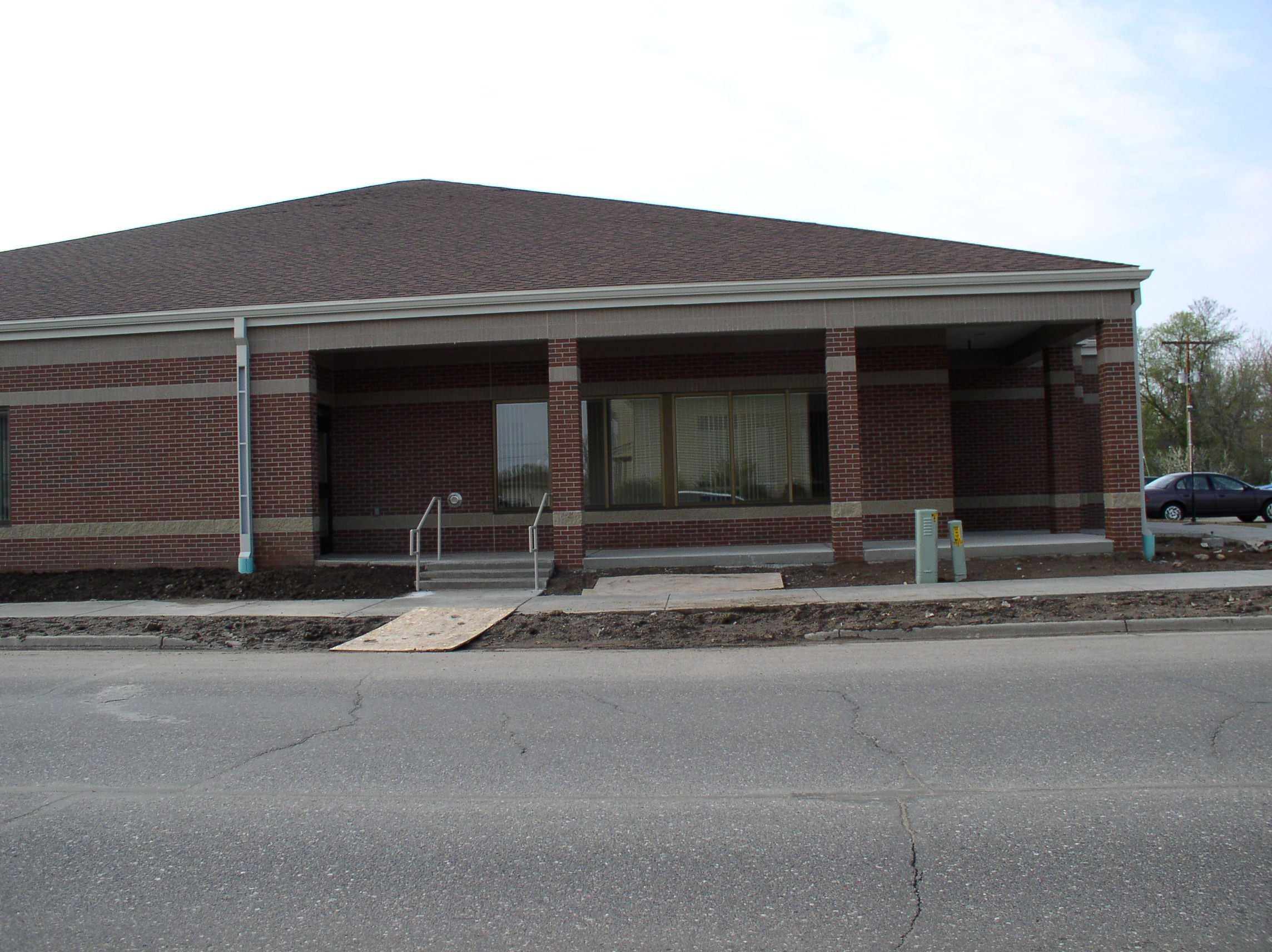 Milaca City Hall
